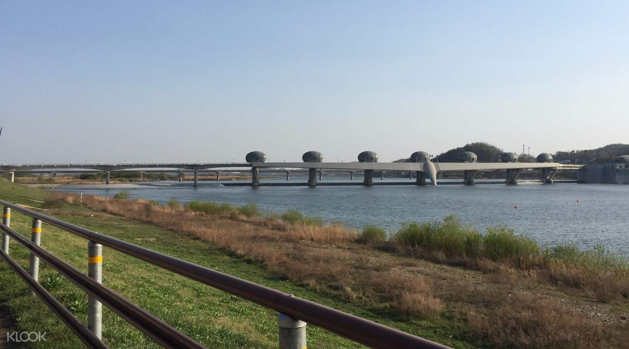 Gyeonggi-do biking tour