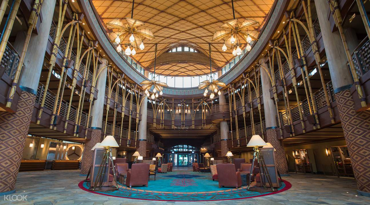 Hong Kong Disney Explorers Lodge Package