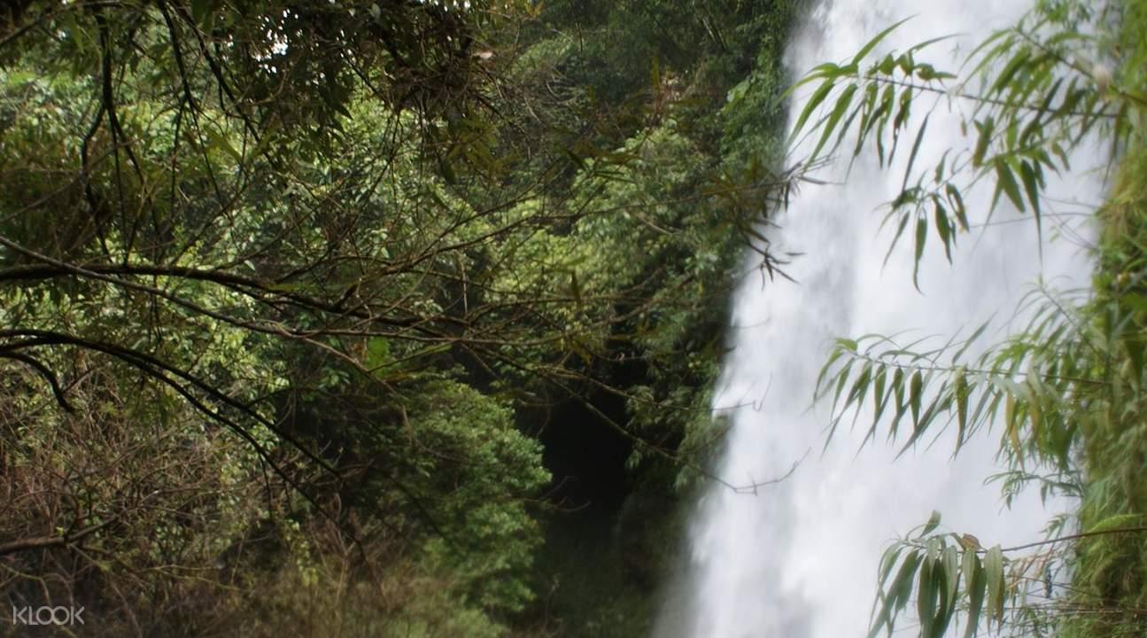 万荣Kaeng Nyui瀑布