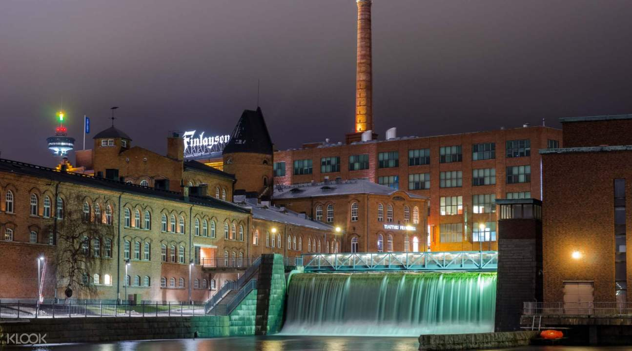 helsinki and tampere 3 day tour