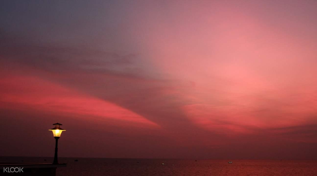 Phu Quoc sunset boat trip
