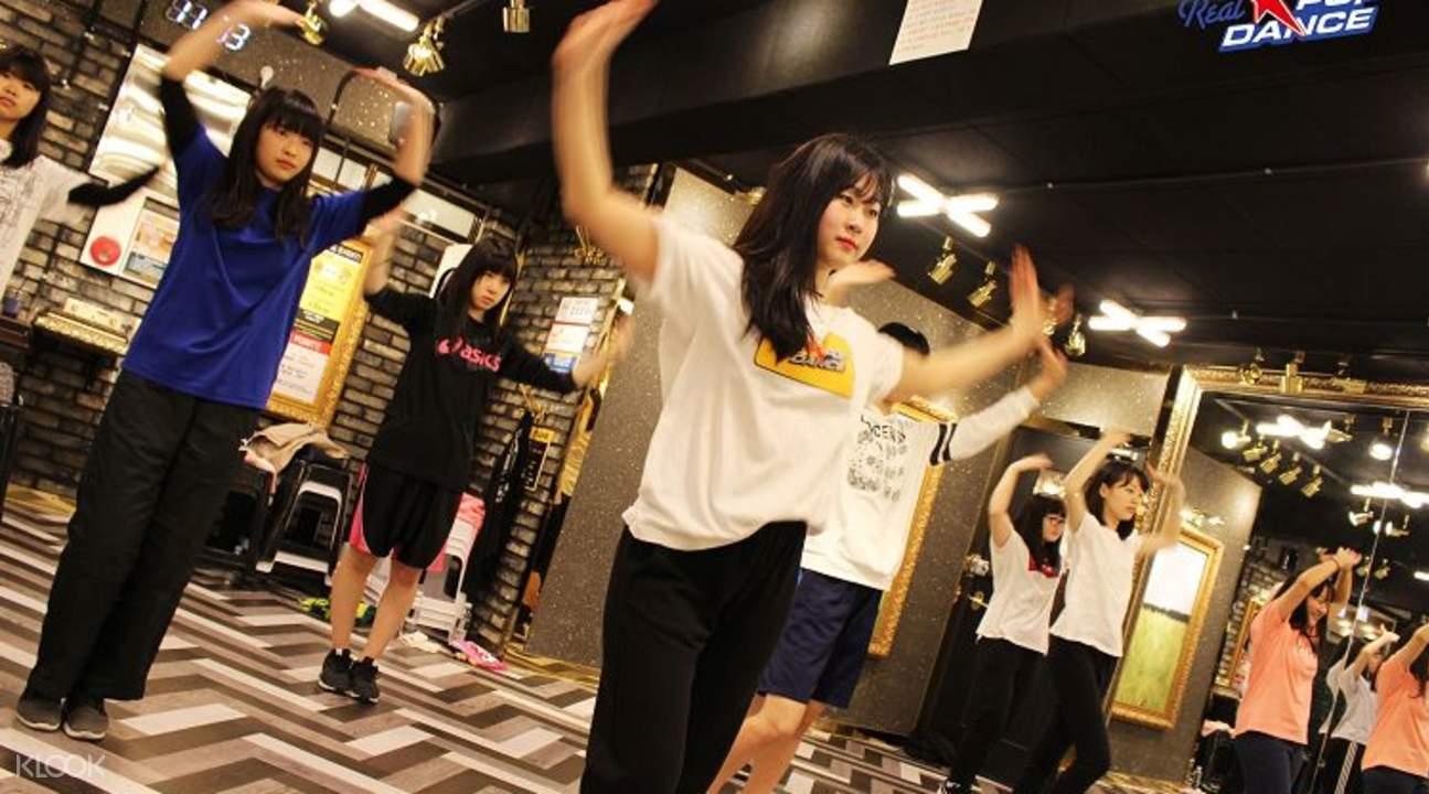 kpop 跳舞班