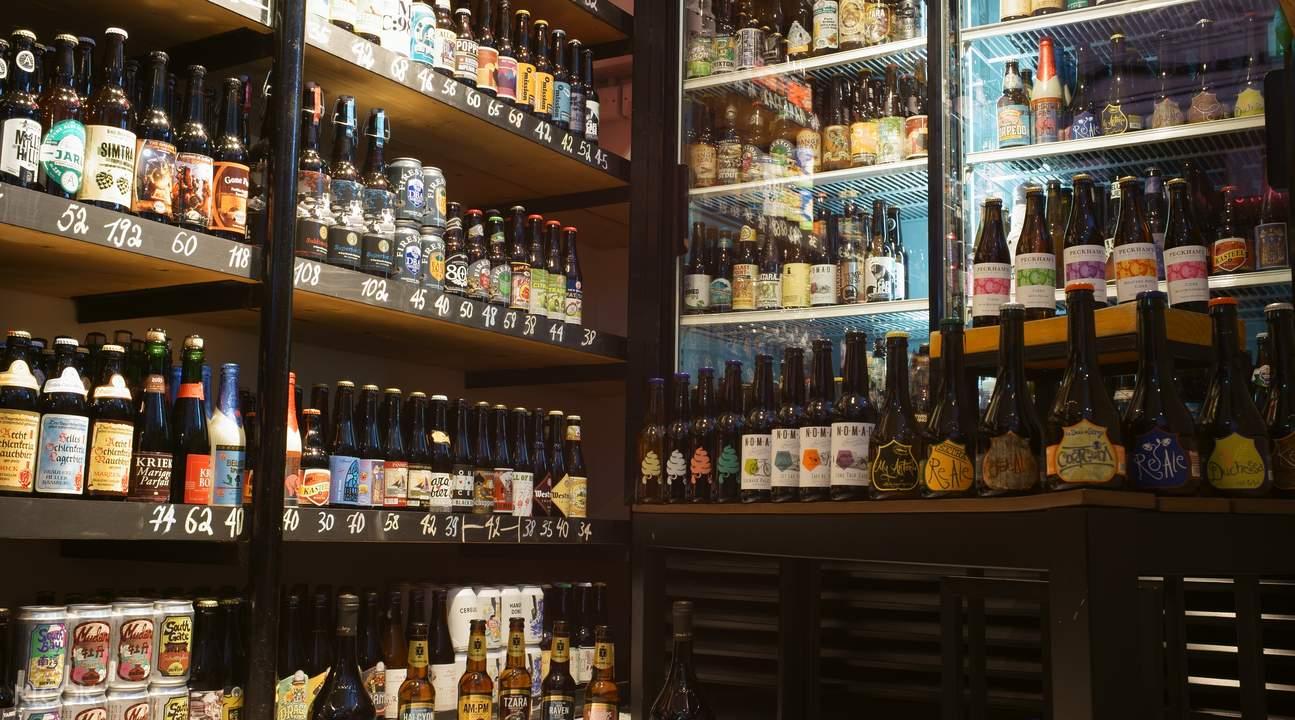 香港上環Craftissimo啤酒館
