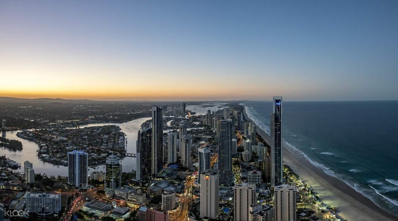 skypoint panoramas view
