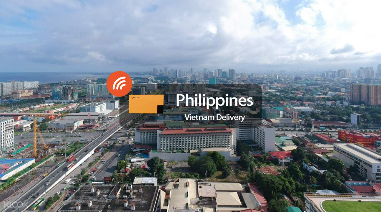 4g wifi vietnam delivery philippines