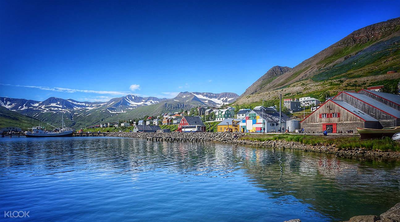 Siglufjörður 一日遊 (阿庫雷裏出發)