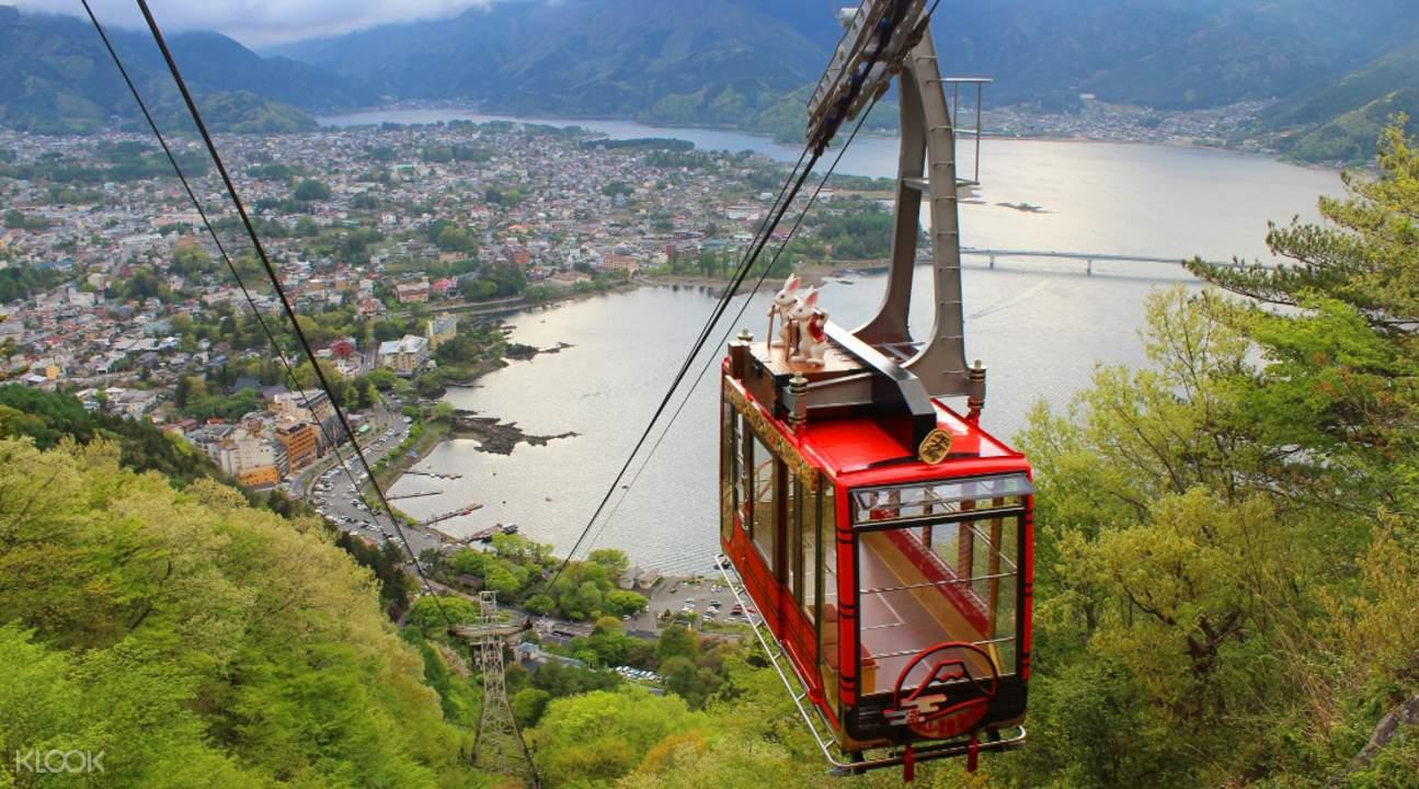 Kachi Kachi山景觀纜車
