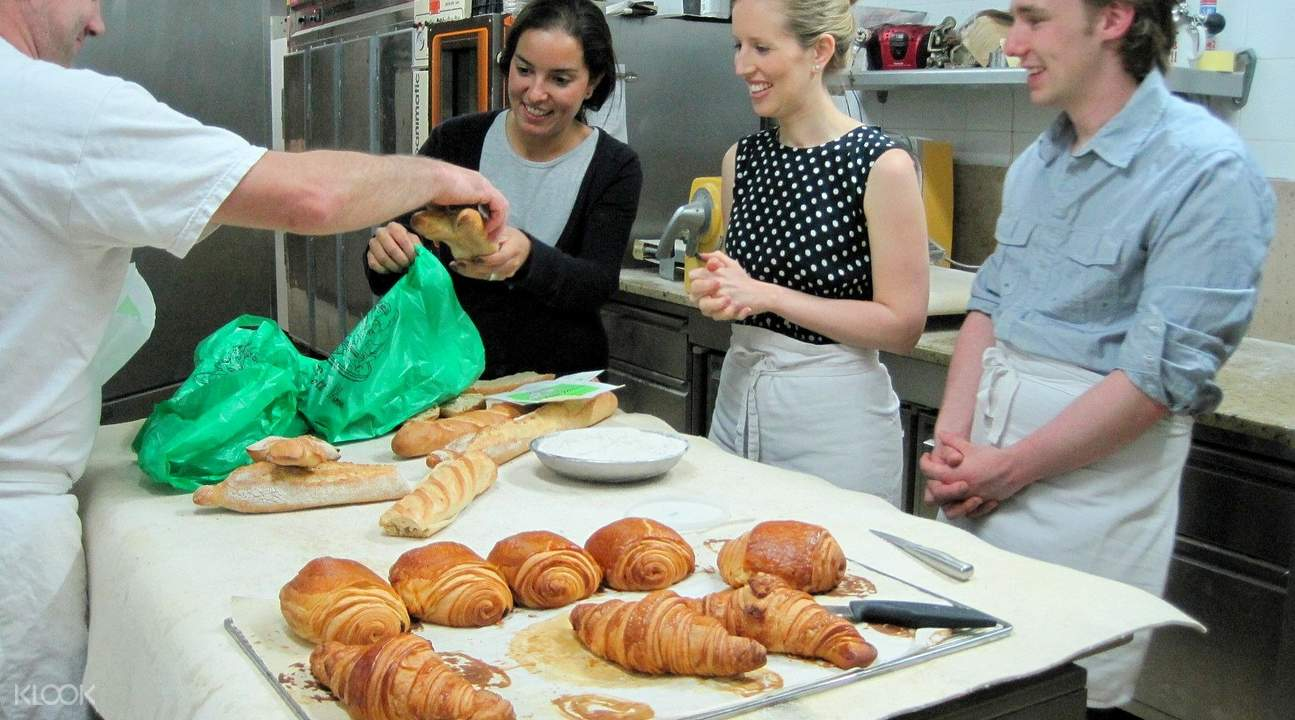 french bakery tour france