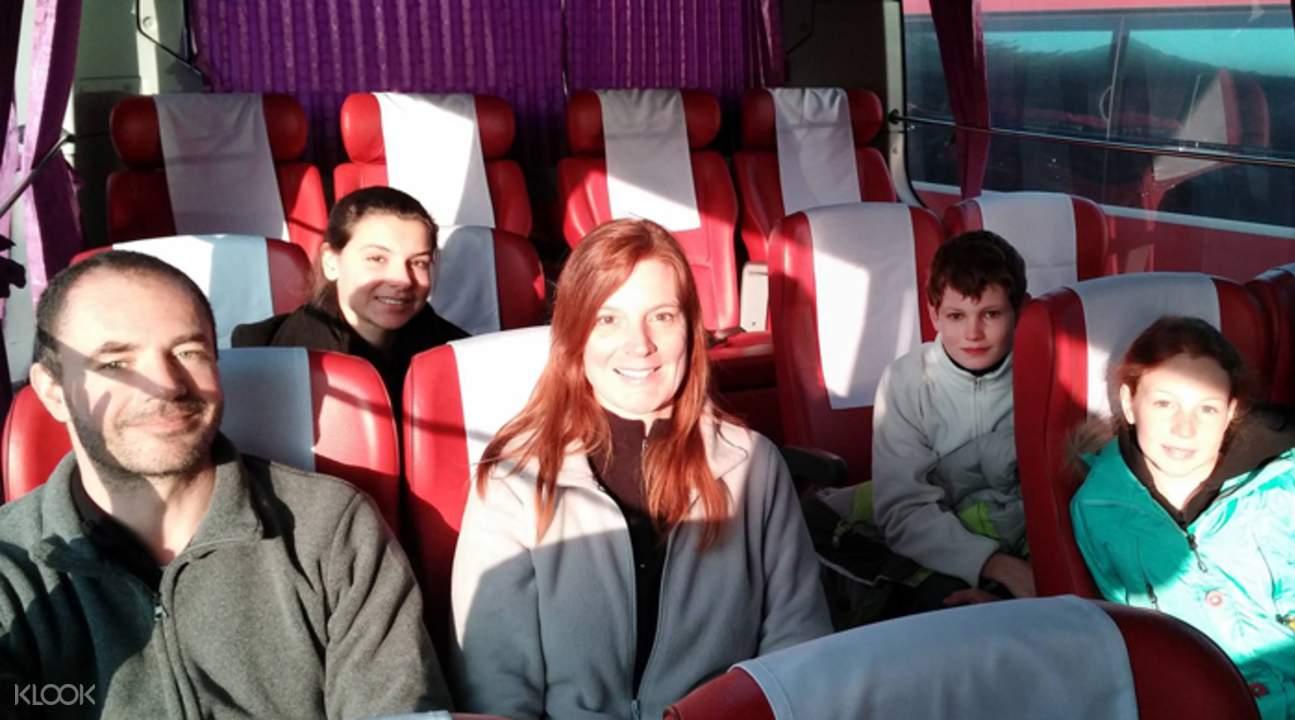 Alpensia / 龍平滑雪度假村接送巴士(首爾往返)