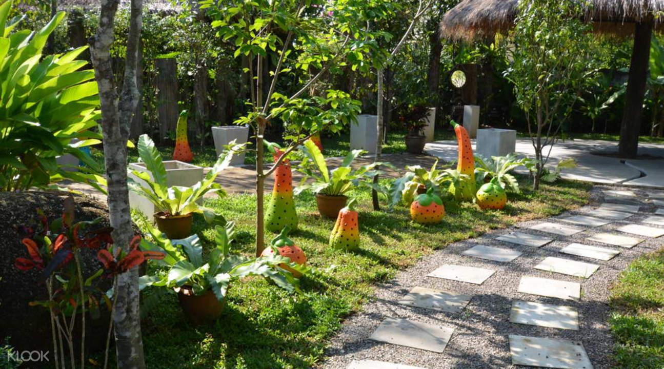 botanical garden in Phuket