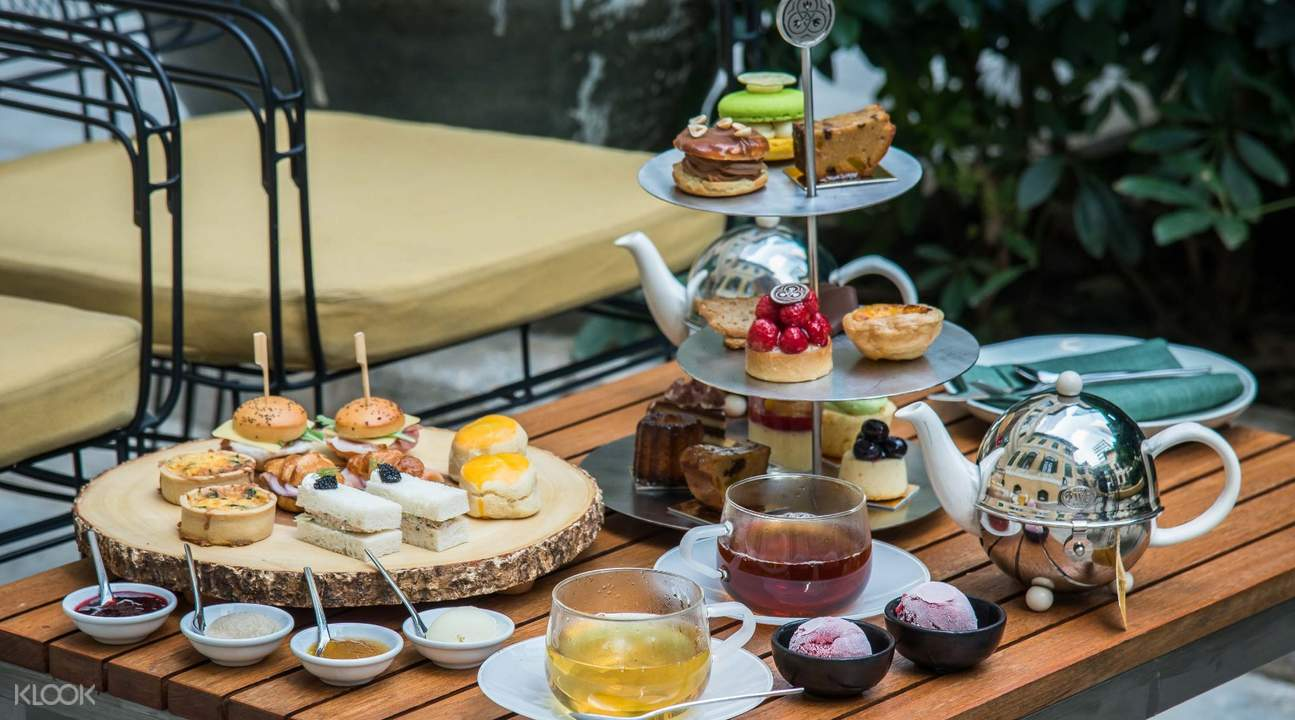 The House on Sathorn afternoon tea