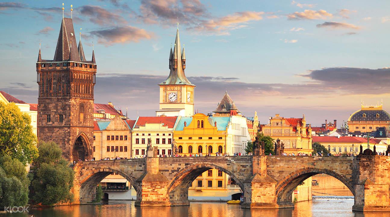 布拉格一日游