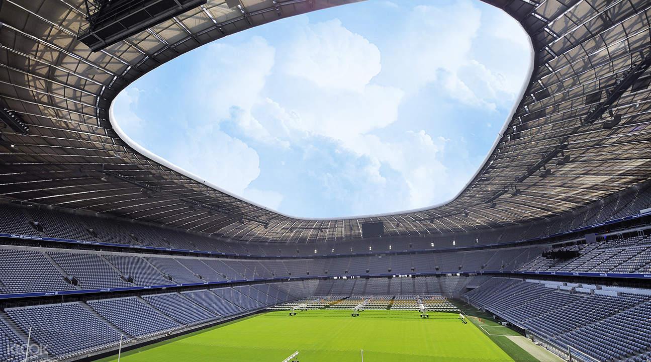 FC拜仁慕尼黑俱樂部和安聯球場導覽