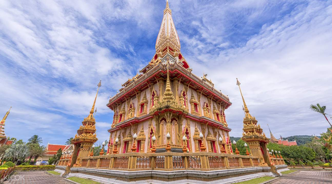 tour tham quan nửa ngày Phuket