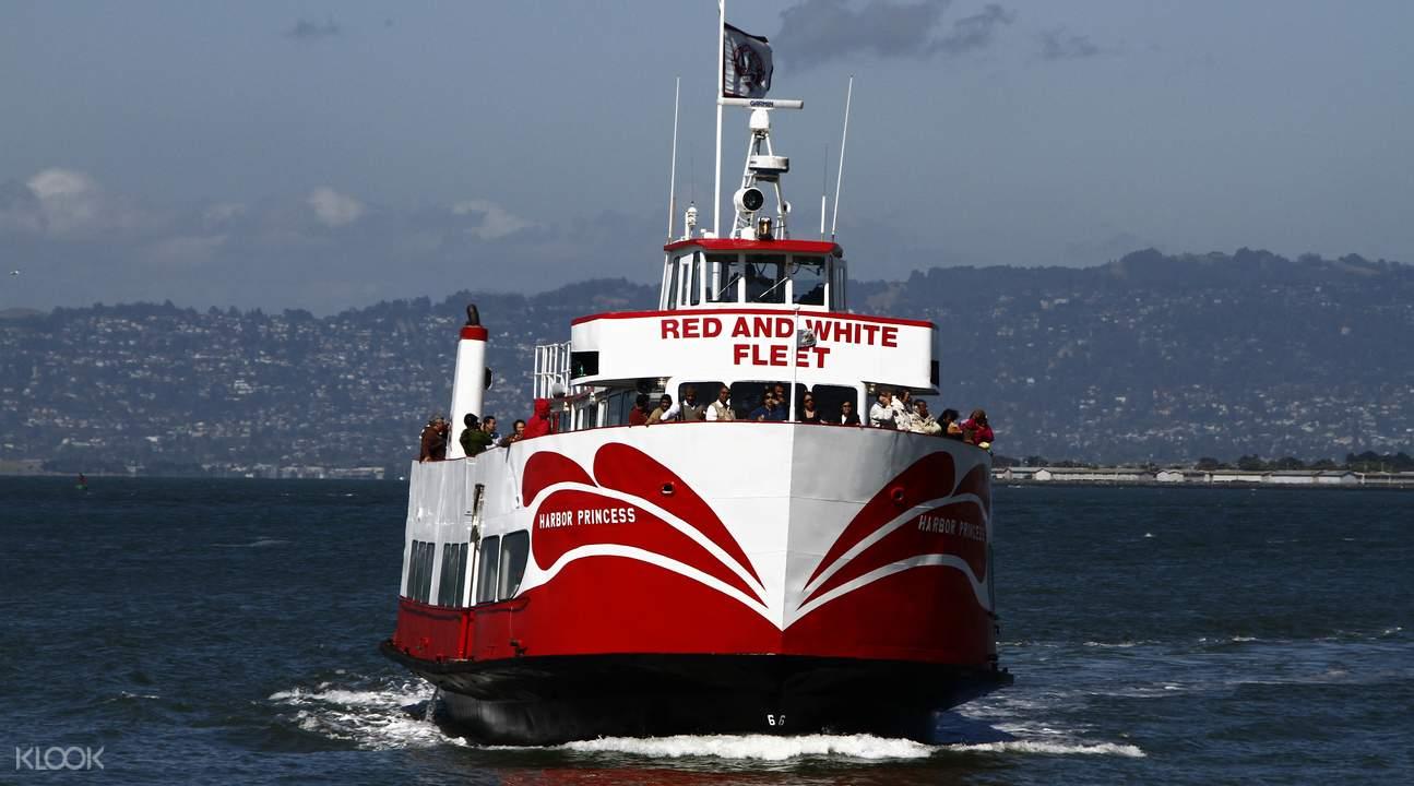 golden gate bay cruise san francisco