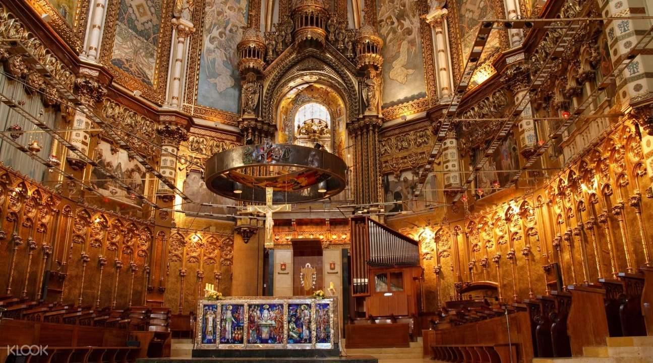 tour montserrat monastery barcelona