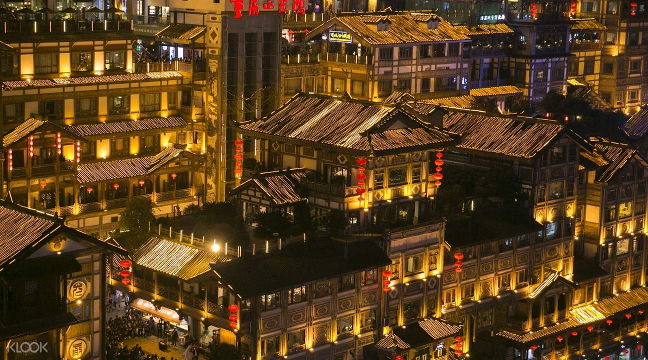 chongqing tourist attractions