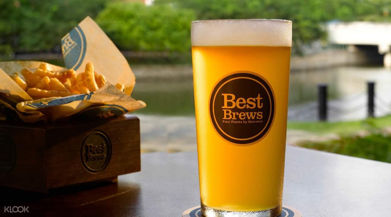 新加坡克拉碼頭喜來登the best brew