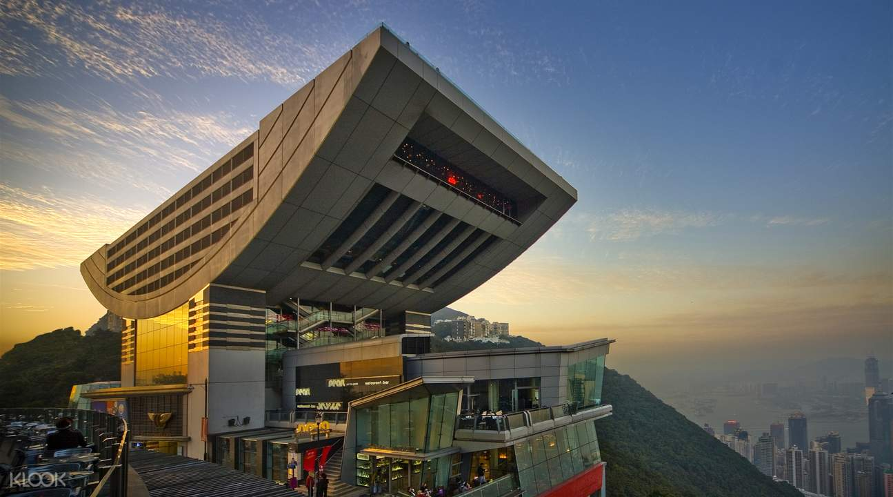 Victoria Peak Shuttle Bus and Peak Tram Tickets