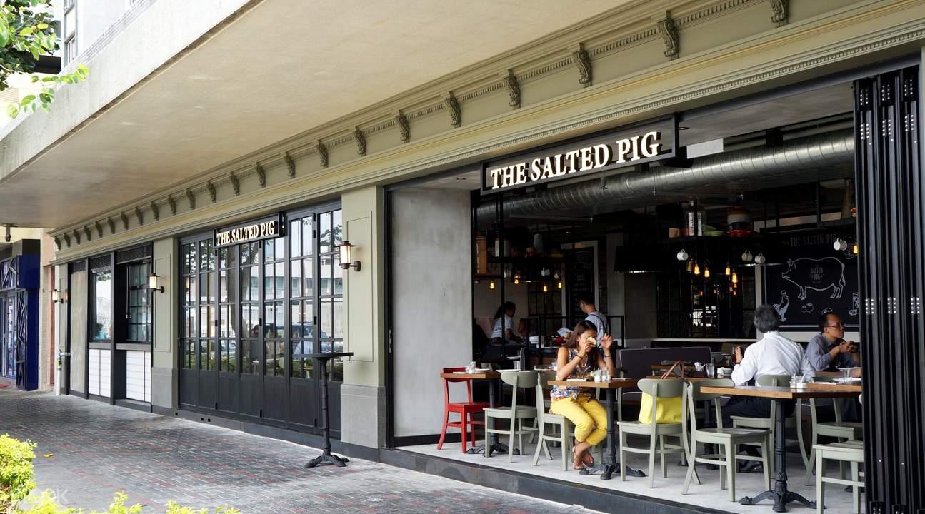 the salted pig sai wan ho
