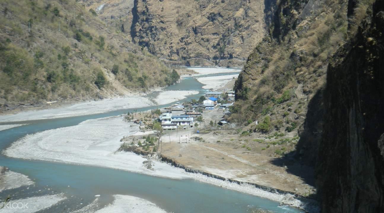 remote villages annapurna circuit trek