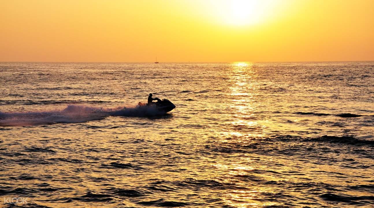黄金海岸摩托艇体验