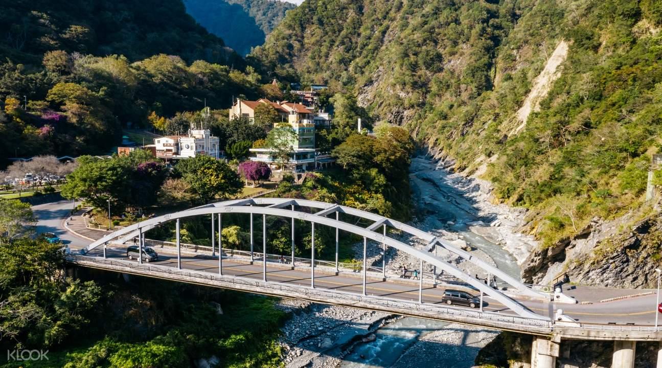 pudu bridge at Tianxiang Village