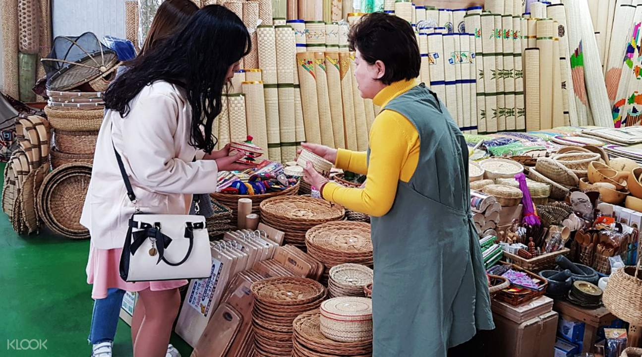 ganghwa-do traditional market