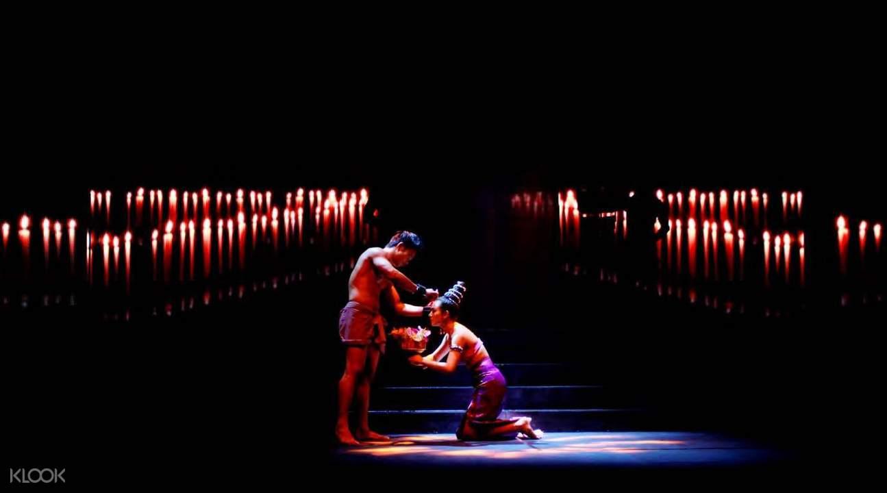 Muay Thai Live: The Legend Lives show