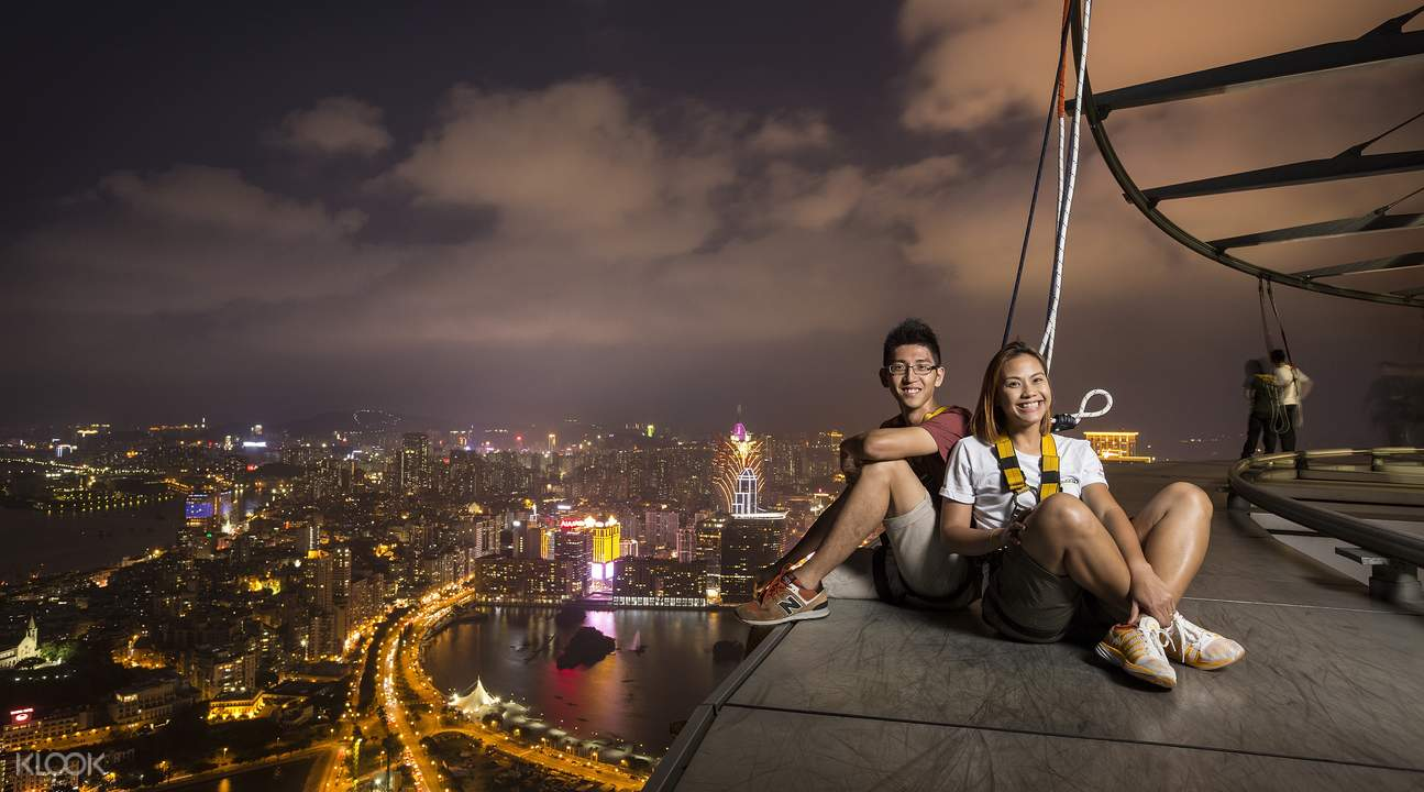 macau tower skywalk ticket price