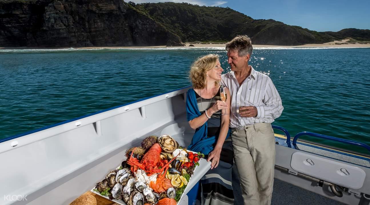 塔斯馬尼亞的海鮮饕餮盛宴