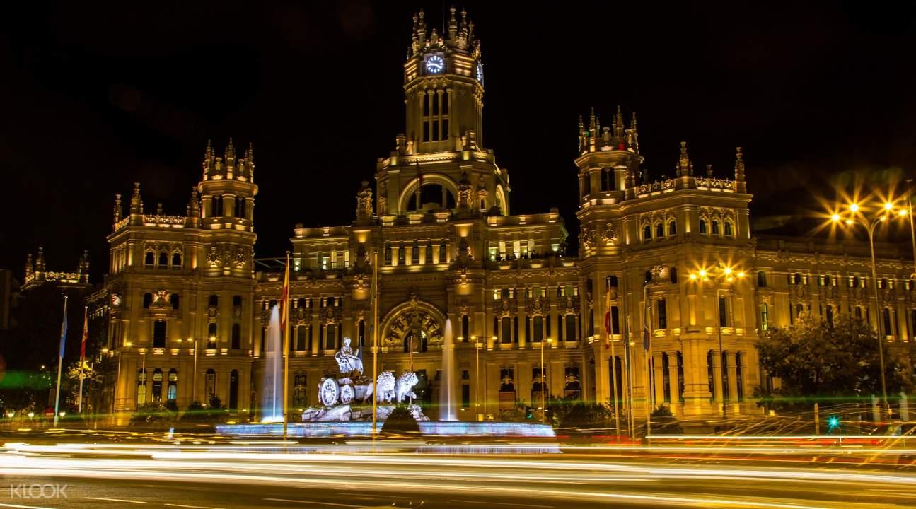 madrid bus tour night, madrid bus trip, flamenco show madrid, night bus tour of madrid, night tour of madrid, madrid flamenco shows