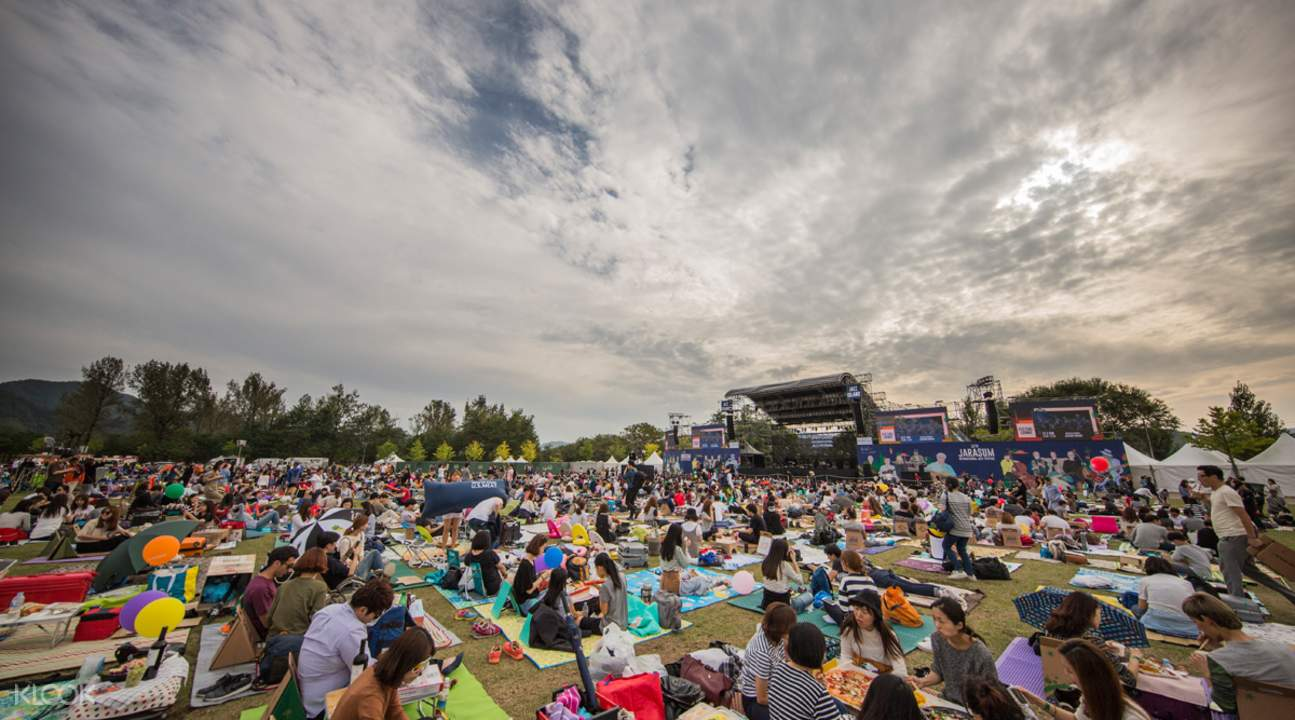 第15届渣剌岛国际爵士节,韩国爵士乐,韩国音乐节