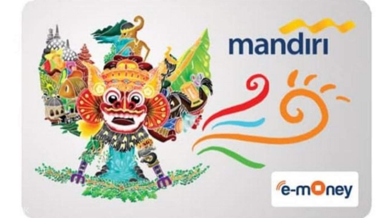 Mandiri E Money Transportation Card Jakarta Airport Pick Up