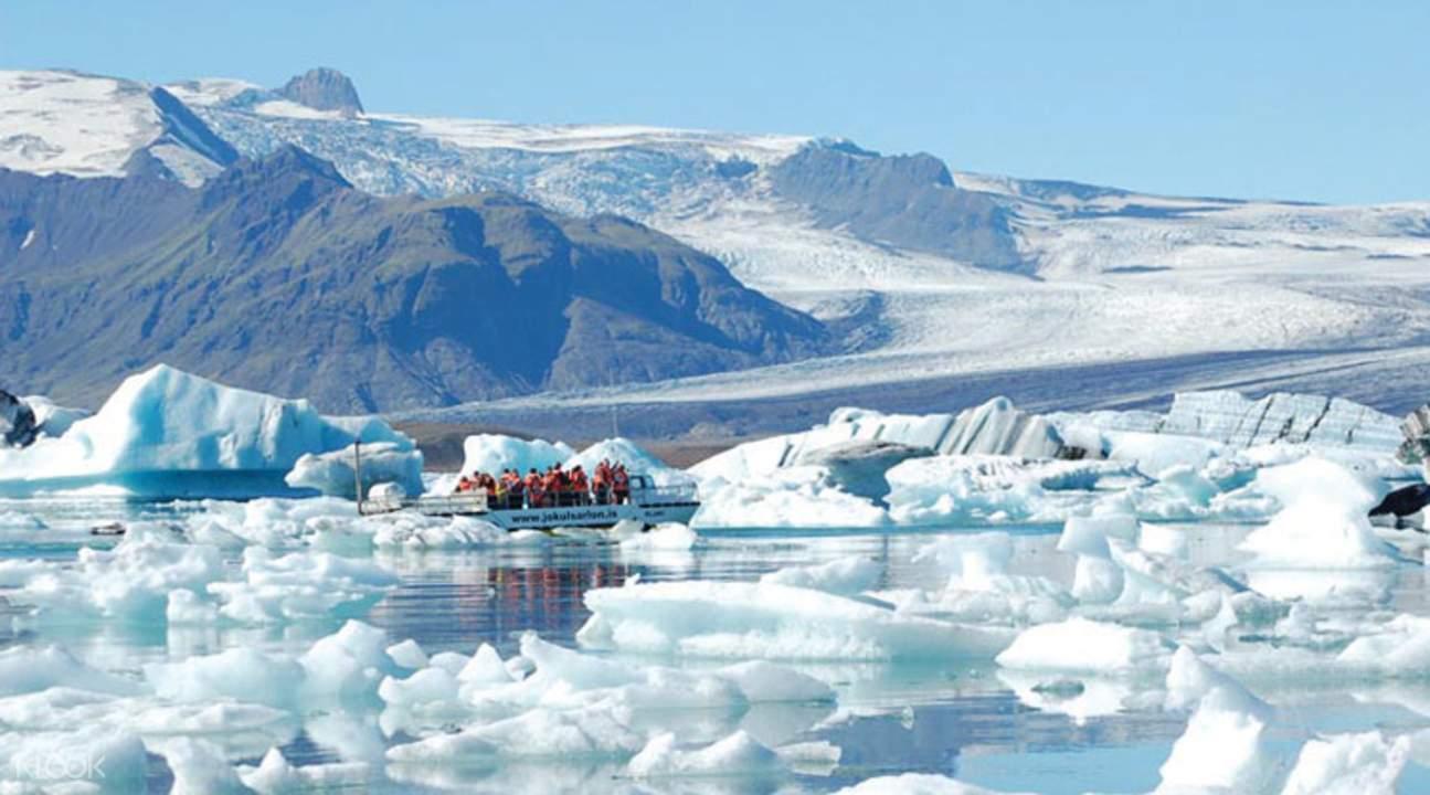 傑古沙龍冰河湖 & 南岸觀光一日遊
