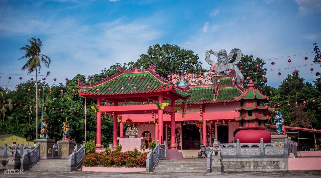 bintan temple visit