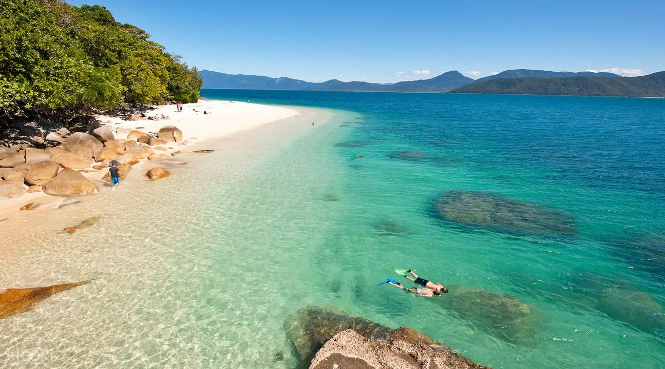 fitzroy island tours from cairns
