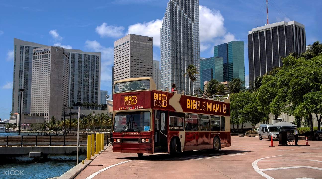 miami big bus tour