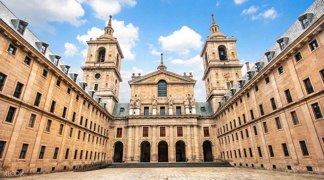 埃斯科里亚尔皇家修道院 & 英灵谷一日游