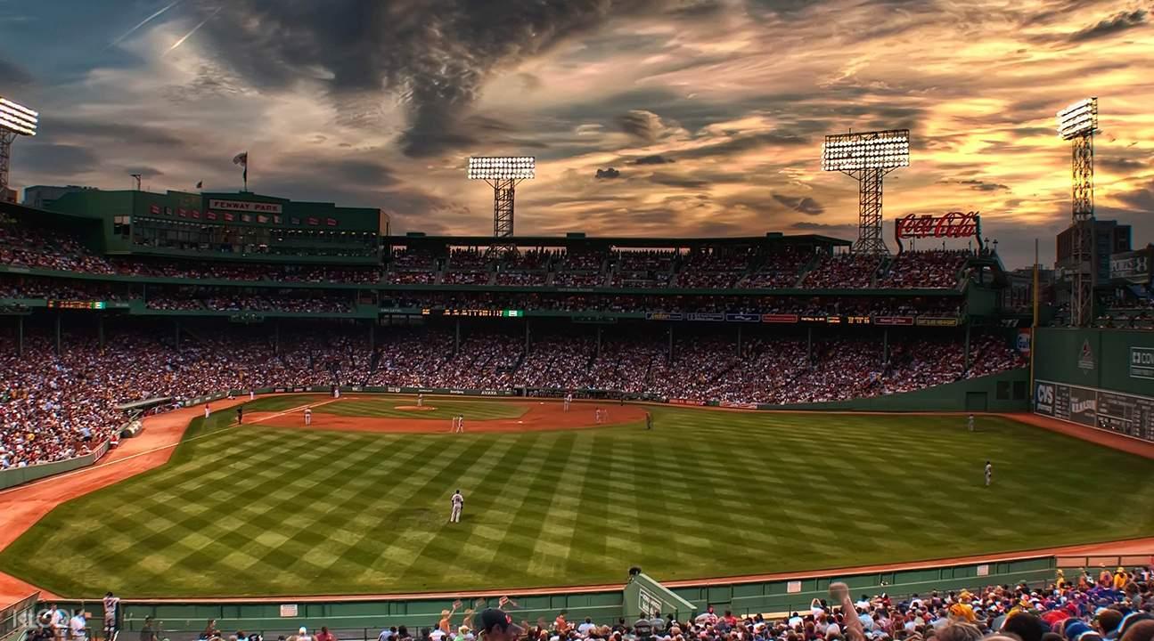 tour of Boston