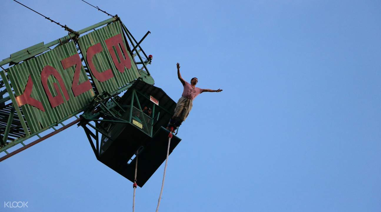 thailand bungee jumping