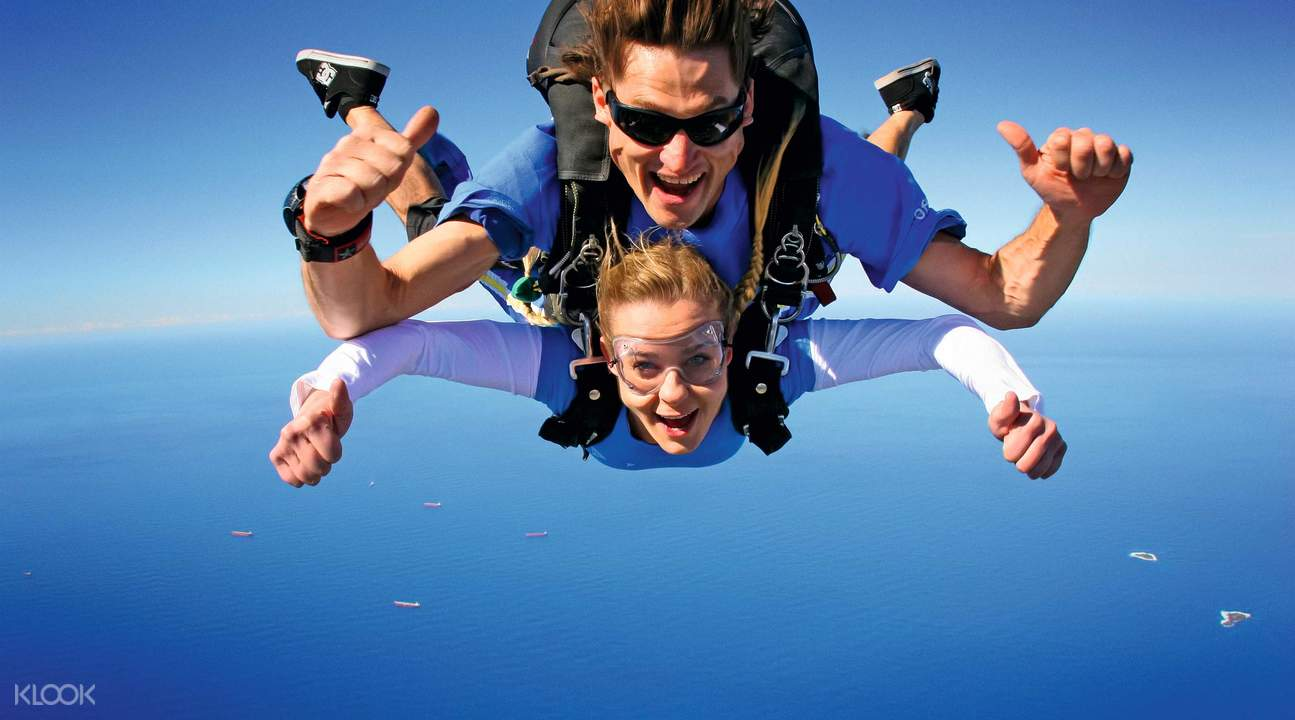 Sydney Skydiving Deals