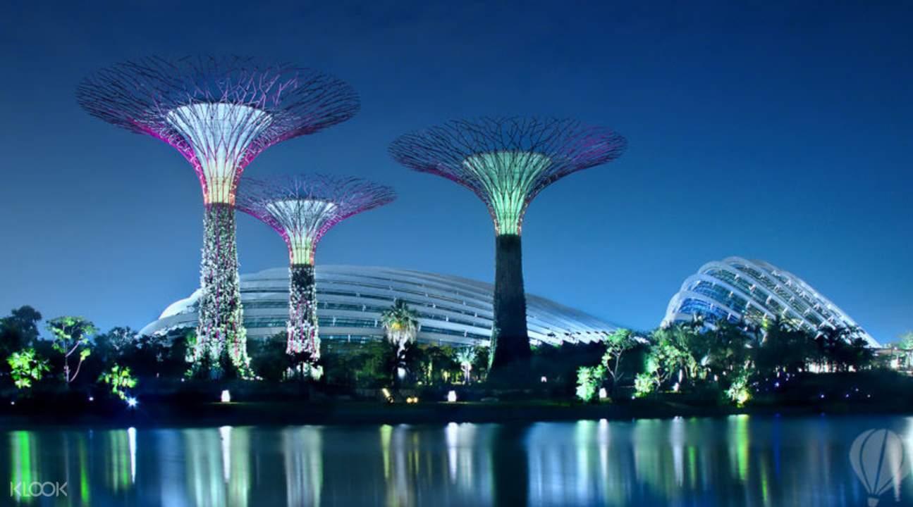 新加坡公园优惠