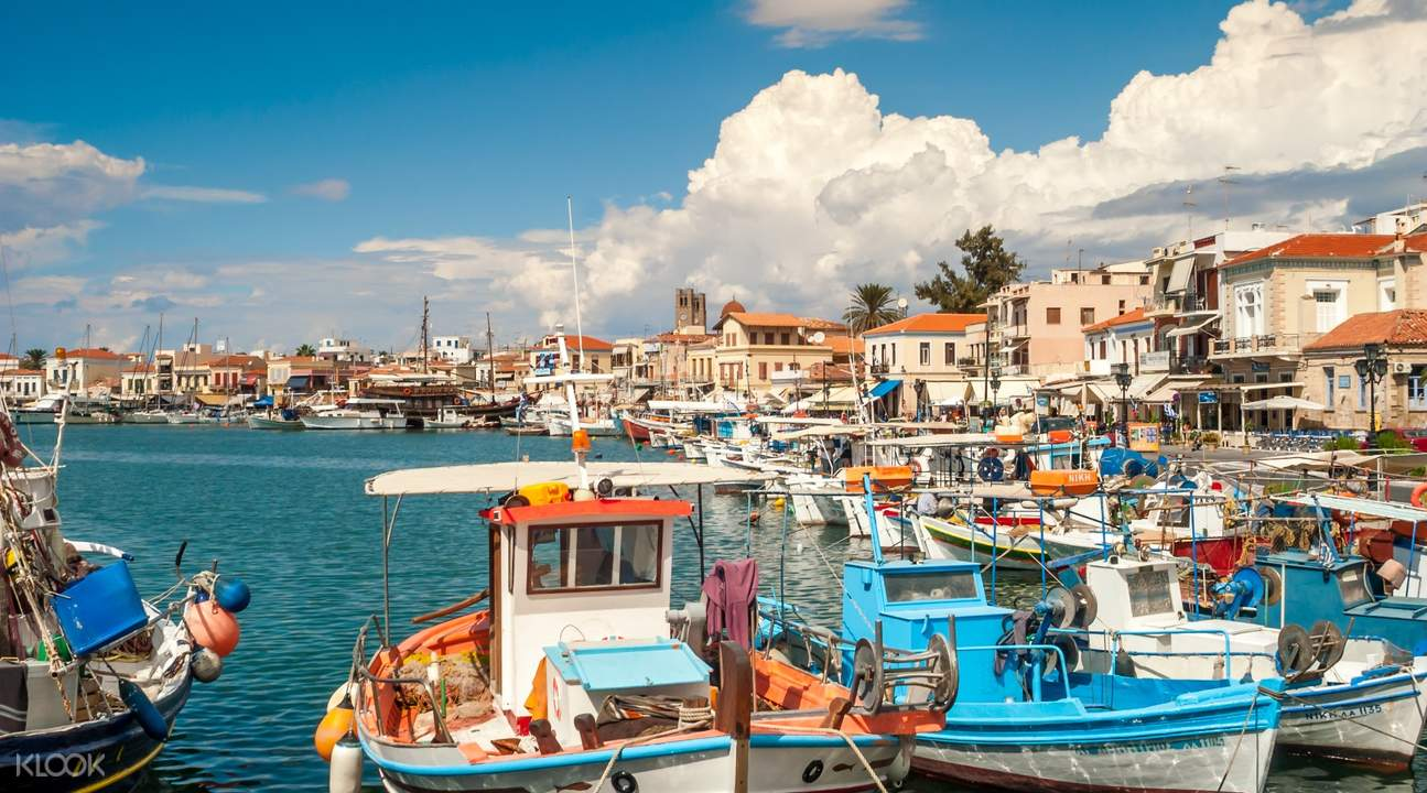 poros day cruise from athens
