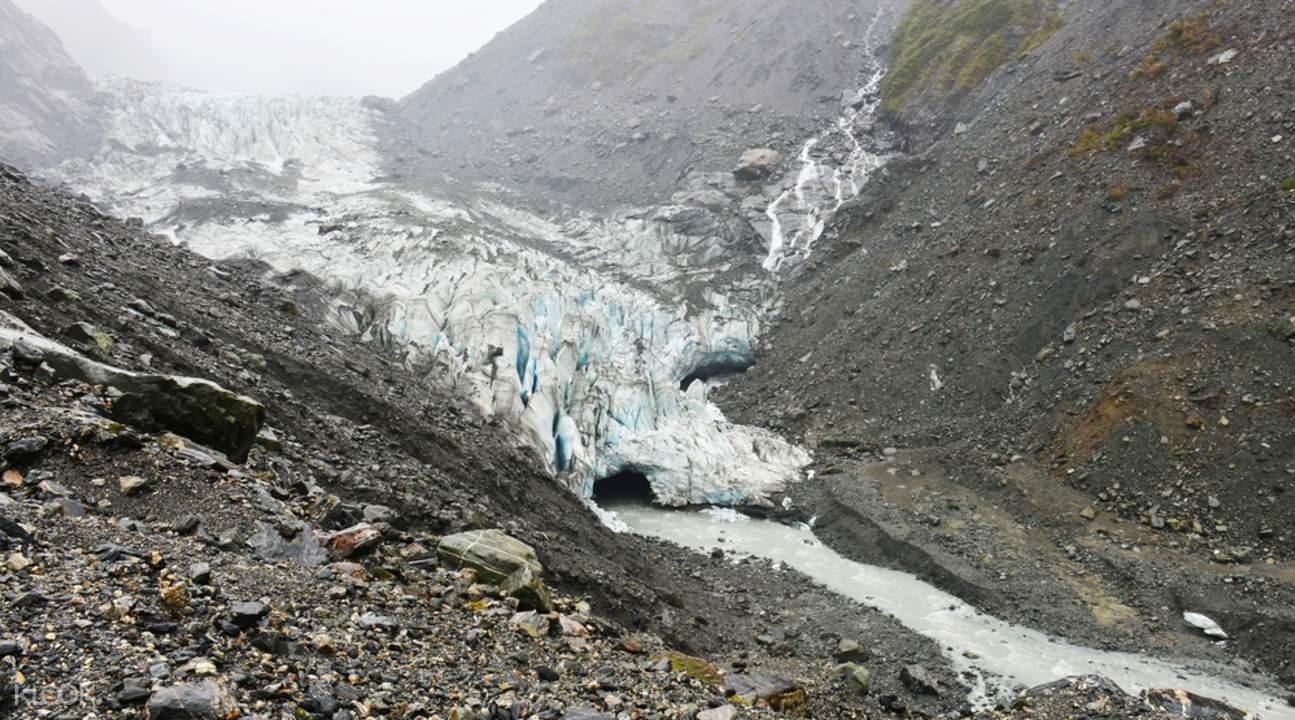 福克斯冰川團遊徒步