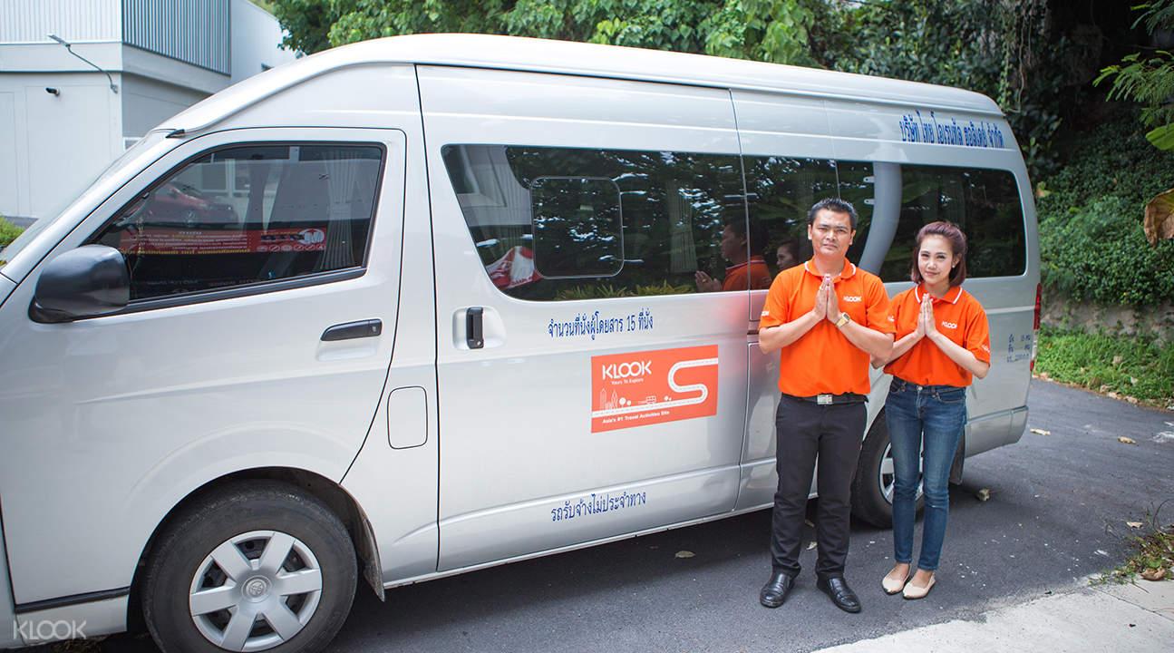 曼谷至北碧府包車遊覽