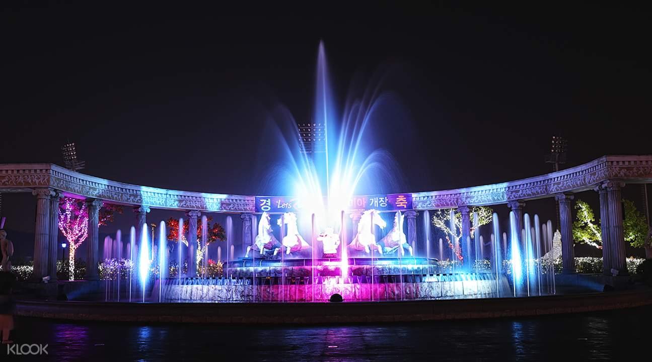 釜山慶南賽馬公園