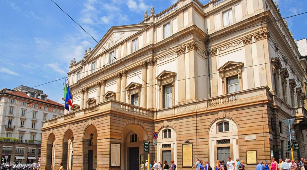 guided tour la scala museum and theatre with fast track entry