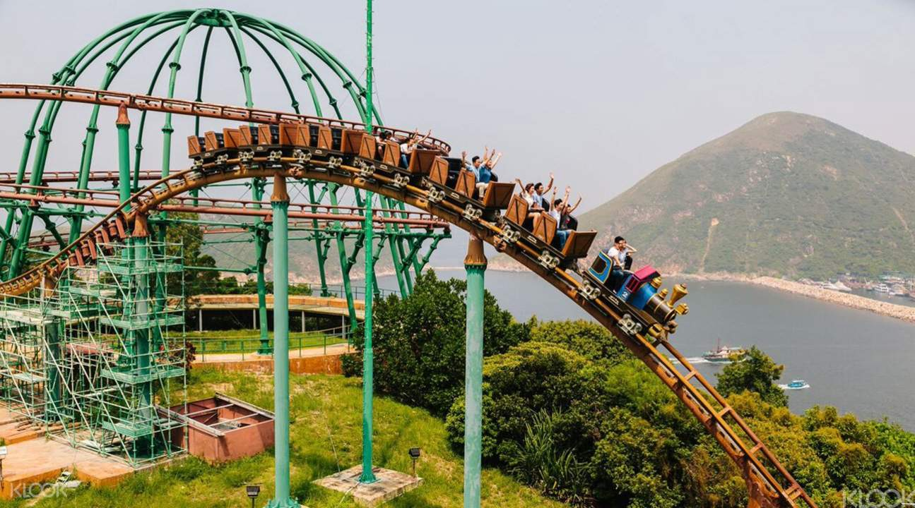 hong kong ocean park tickets