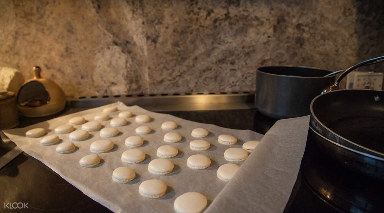 巴黎馬卡龍烘焙課